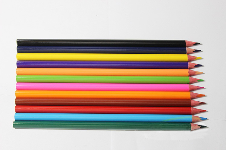 "7"" Resin Plastic Color Pencil"