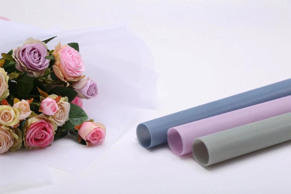 Organza Fabric Sheets