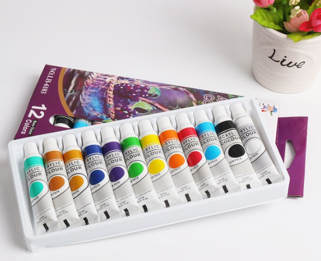 Customized Printing Top Quality Artist Paint Set