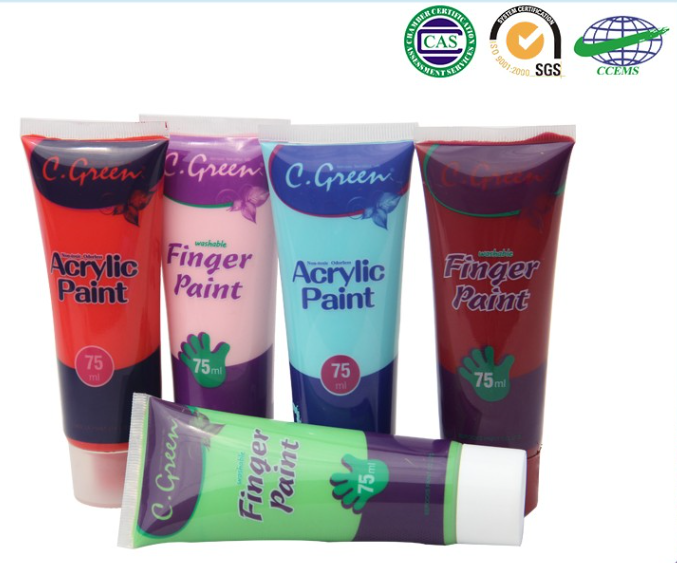 China Supplies non-toxic acrylic paint