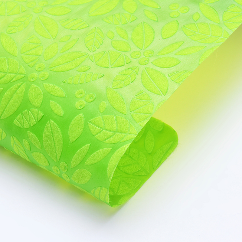 Embossed Polyester Fabric-HEP09