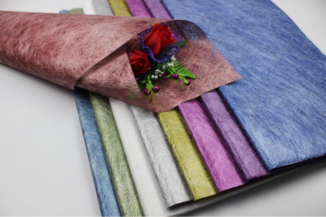 Long Fiber Non-woven Wrapping Fabric-HWP02