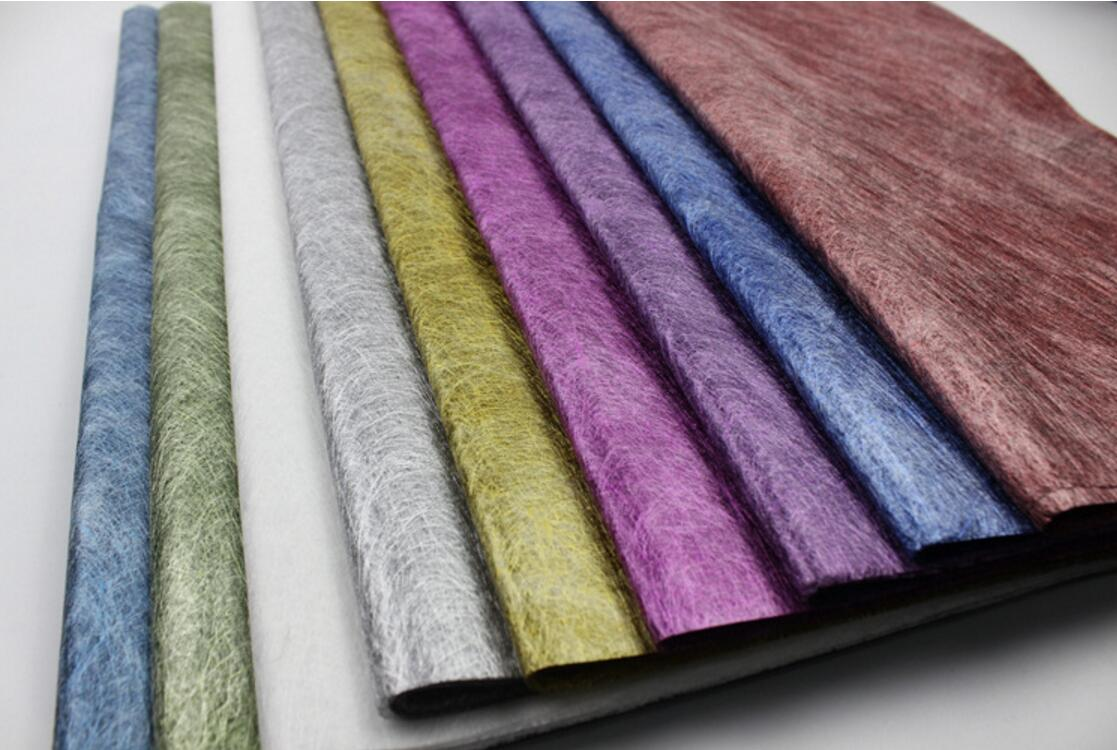 Metallic Non-woven Fabric Wrapping