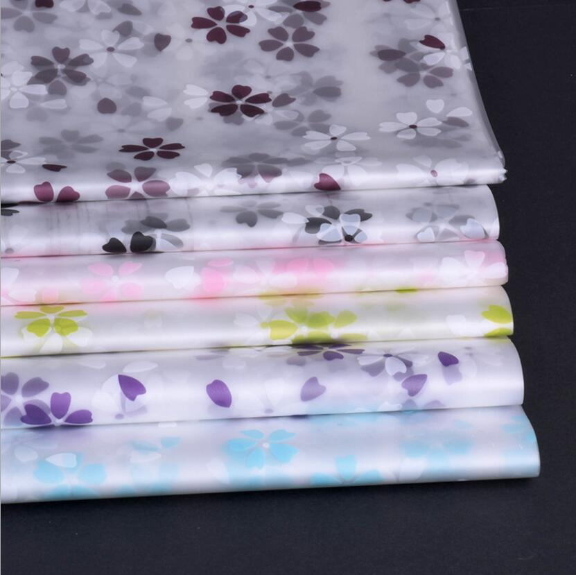 Printed Matte Wrapping Paper-HPW34