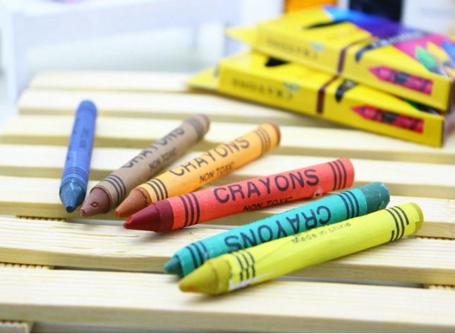 Premier High Quality Creative Crayon